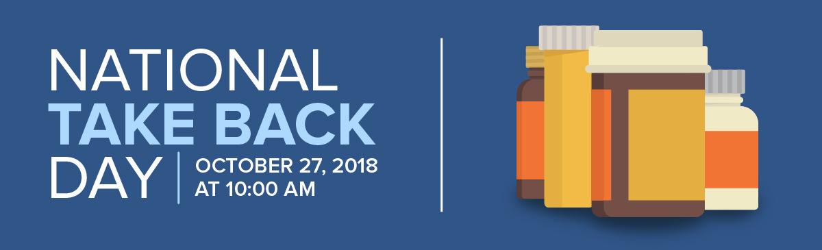 Take Back Day 2018 New York Health Works